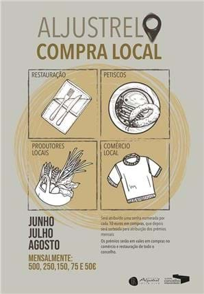 Aljustrel Compra Local
